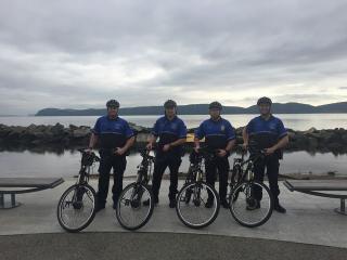 Bicycle Patrol Unit
